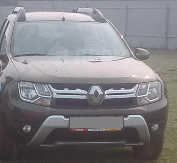 Renault Duster, 2016 год, 740 000 руб.
