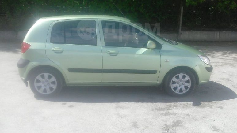 Hyundai Getz, 2007 год, 285 000 руб.
