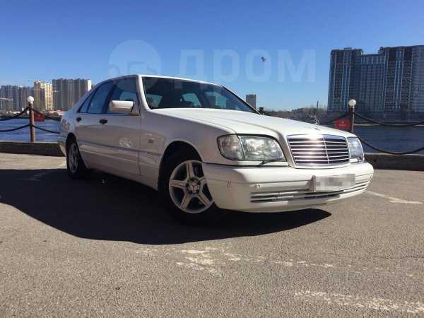 Mercedes-Benz S-Class, 1998 год, 1 000 000 руб.