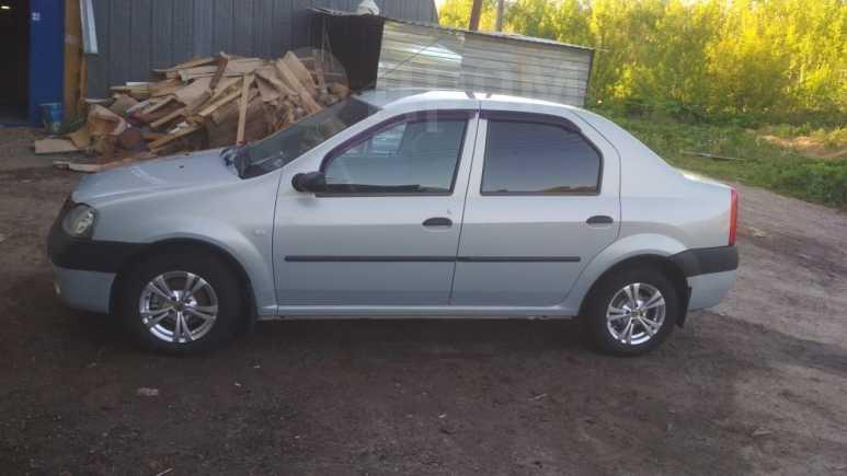 Renault Logan, 2008 год, 255 000 руб.