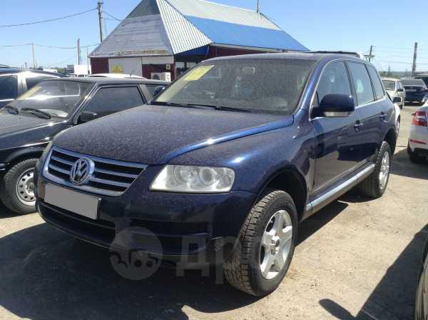 Volkswagen Touareg, 2005 год, 475 000 руб.