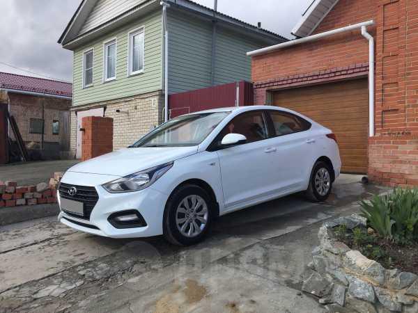 Hyundai Solaris, 2017 год, 630 000 руб.