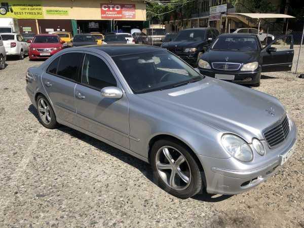 Mercedes-Benz E-Class, 2003 год, 315 000 руб.