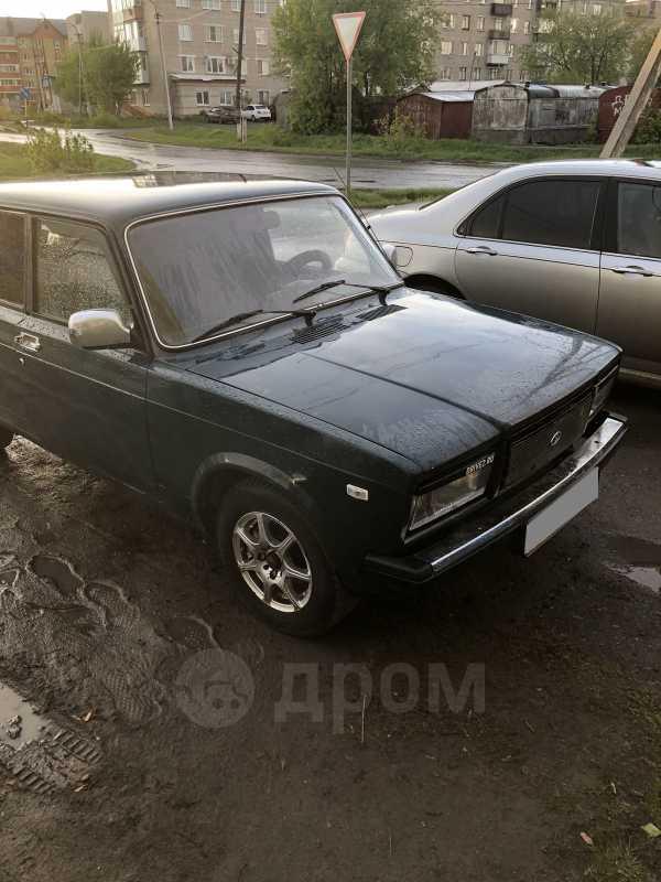 Лада 2107, 2005 год, 45 000 руб.