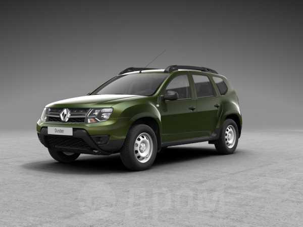 Renault Duster, 2019 год, 1 039 970 руб.