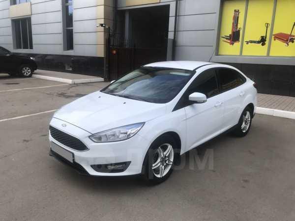 Ford Focus, 2015 год, 699 000 руб.
