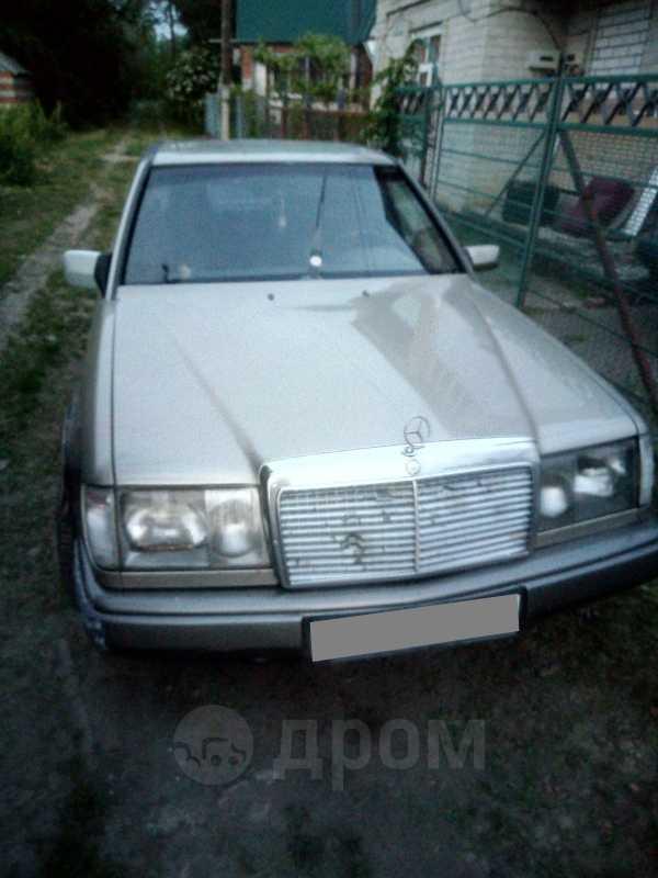 Mercedes-Benz E-Class, 1988 год, 65 000 руб.