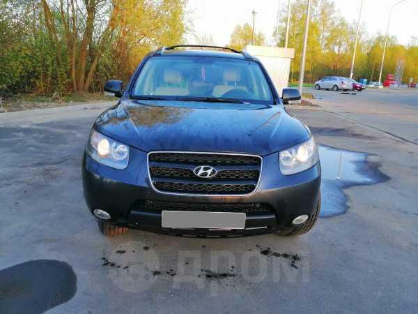 Hyundai Santa Fe, 2008 год, 705 000 руб.