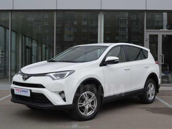Toyota RAV4, 2016 год, 1 565 600 руб.
