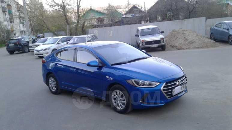 Hyundai Elantra, 2016 год, 695 000 руб.