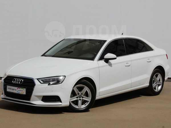 Audi A3, 2016 год, 1 160 000 руб.