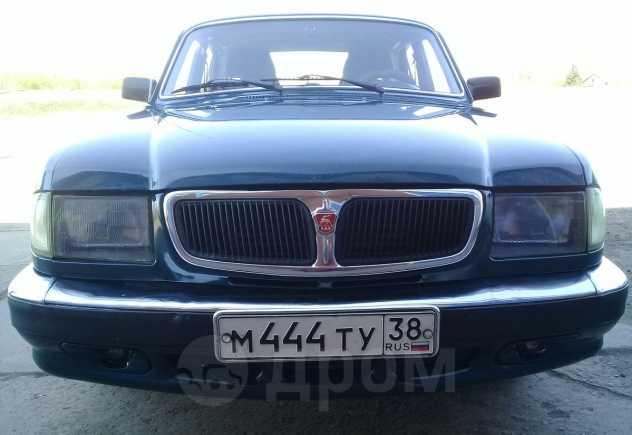 ГАЗ 3110 Волга, 2002 год, 140 000 руб.