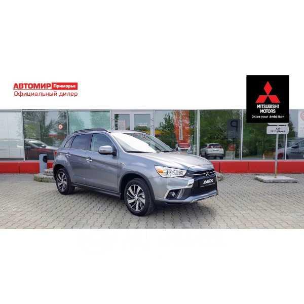 Mitsubishi ASX, 2019 год, 1 690 000 руб.
