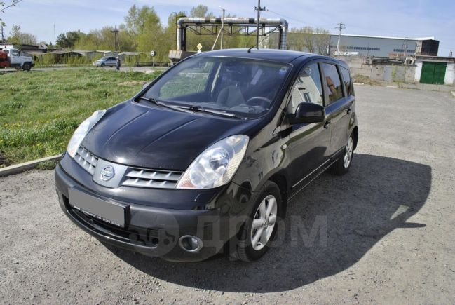 Nissan Note, 2007 год, 415 000 руб.