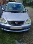 Toyota Nadia, 2001 год, 340 000 руб.