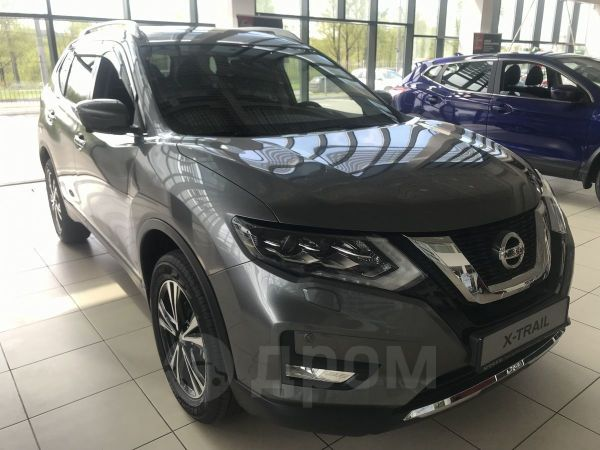 Nissan X-Trail, 2018 год, 1 968 000 руб.