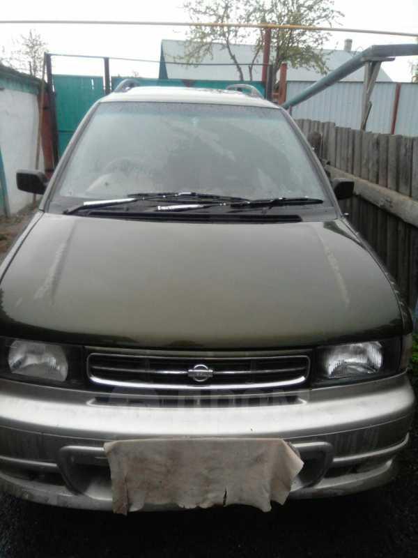 Nissan Prairie Joy, 1996 год, 130 000 руб.