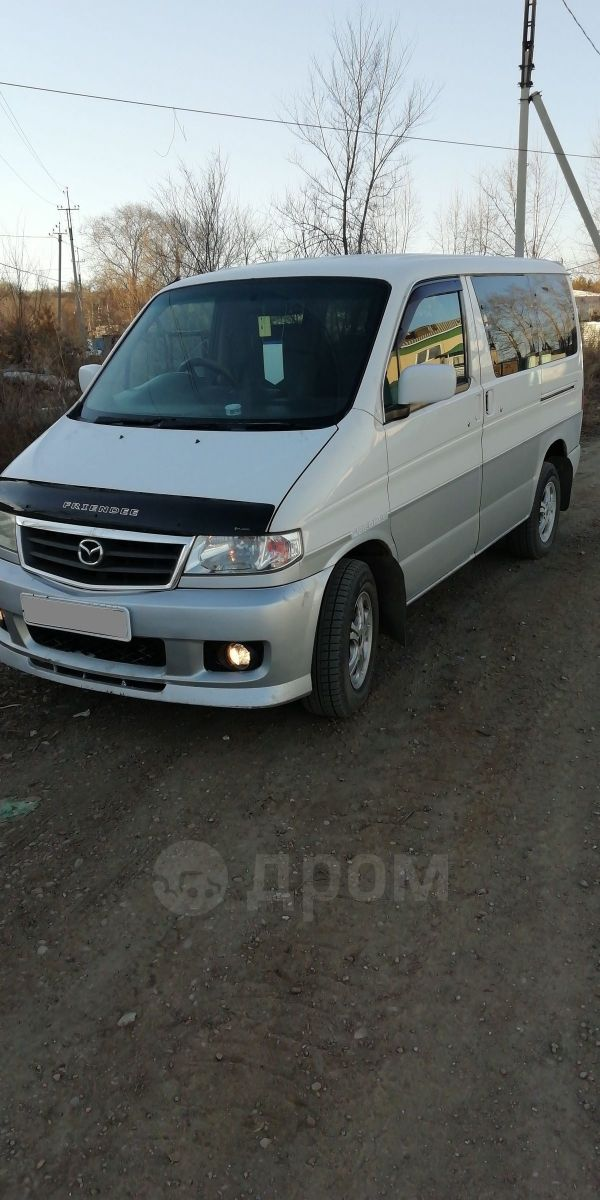Mazda Bongo Friendee, 2000 год, 310 000 руб.