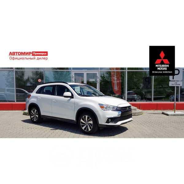 Mitsubishi ASX, 2019 год, 1 550 000 руб.