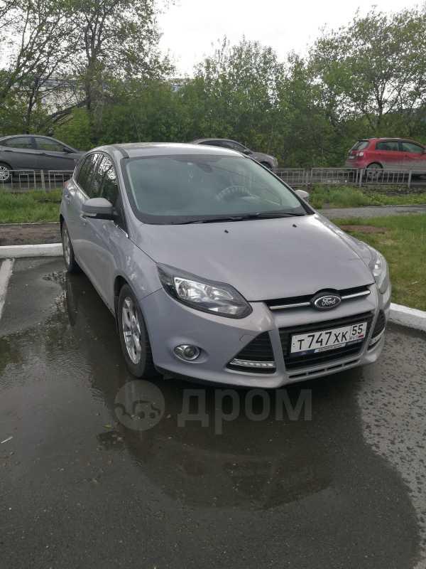 Ford Focus, 2012 год, 535 000 руб.