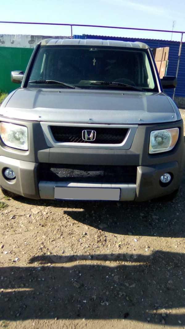 Honda Element, 2003 год, 520 000 руб.