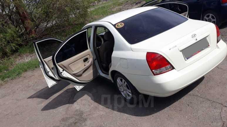 Hyundai Elantra, 2002 год, 220 000 руб.