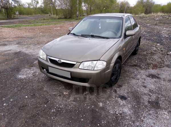 Mazda Protege, 1996 год, 150 000 руб.