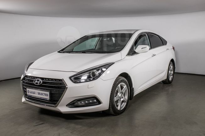 Hyundai i40, 2017 год, 1 120 000 руб.