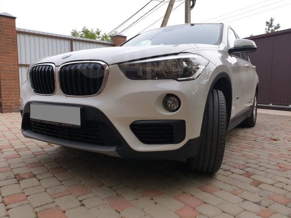 BMW X1, 2016 год, 1 450 000 руб.