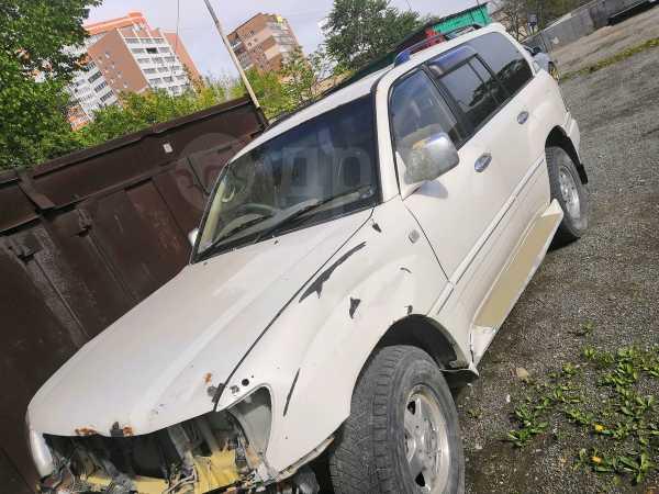 Toyota Land Cruiser, 2003 год, 300 000 руб.