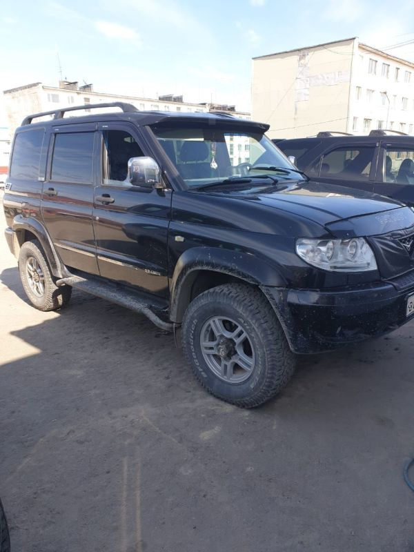 УАЗ Патриот, 2009 год, 450 000 руб.