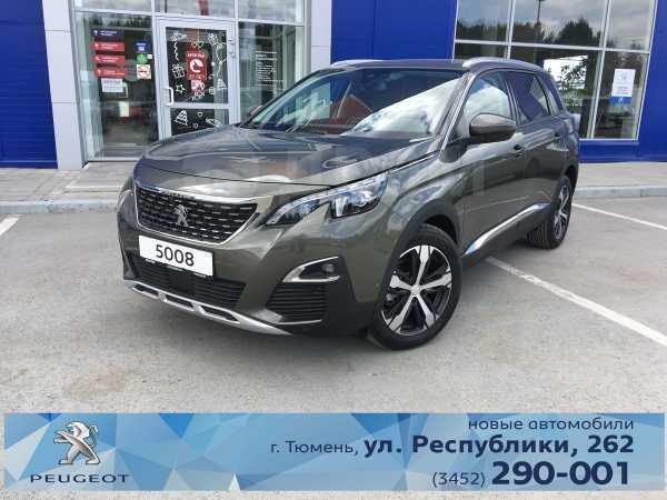 Peugeot 5008, 2018 год, 1 899 000 руб.