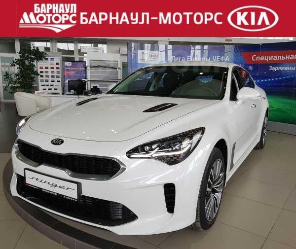 Kia Stinger, 2019 год, 2 024 900 руб.