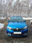 Renault Logan, 2015 год, 520 000 руб.