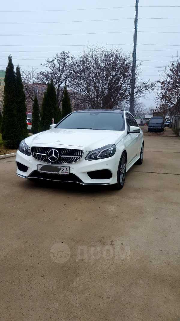 Mercedes-Benz E-Class, 2013 год, 1 530 000 руб.