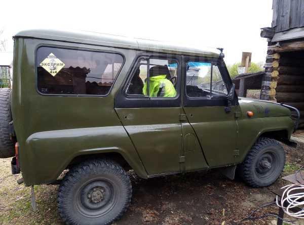 УАЗ 469, 1983 год, 135 000 руб.