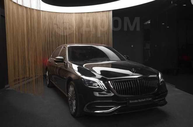 Mercedes-Benz S-Class, 2019 год, 13 393 140 руб.