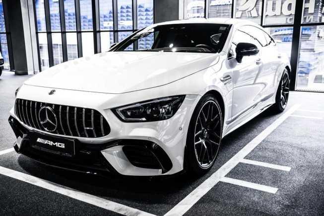 Mercedes-Benz AMG GT, 2018 год, 14 608 815 руб.