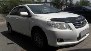 Иркутск Corolla Axio 2009