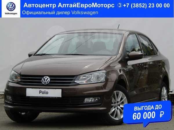 Volkswagen Polo, 2019 год, 824 880 руб.
