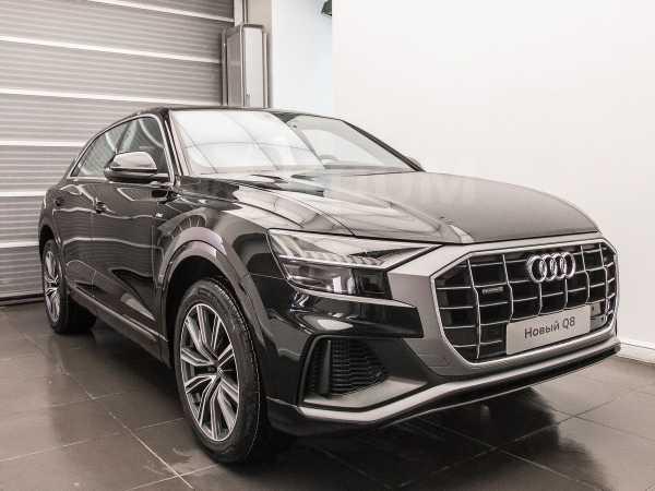 Audi Q8, 2019 год, 6 843 000 руб.