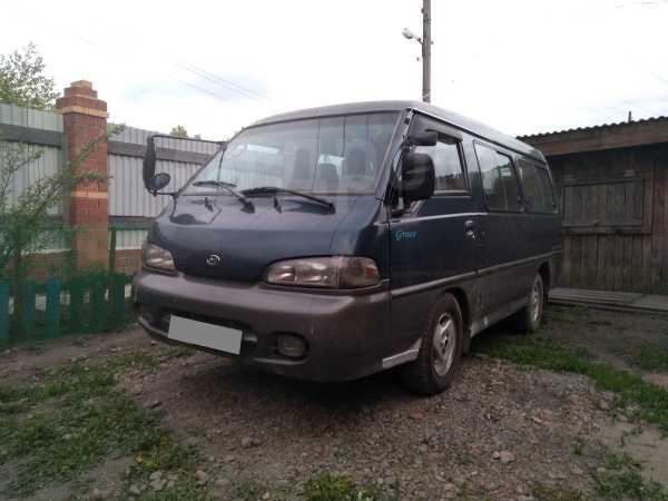 Hyundai Grace, 1996 год, 125 000 руб.