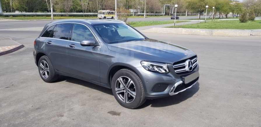 Mercedes-Benz GLC, 2017 год, 2 350 000 руб.