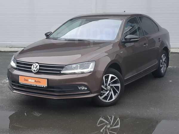 Volkswagen Jetta, 2017 год, 980 000 руб.