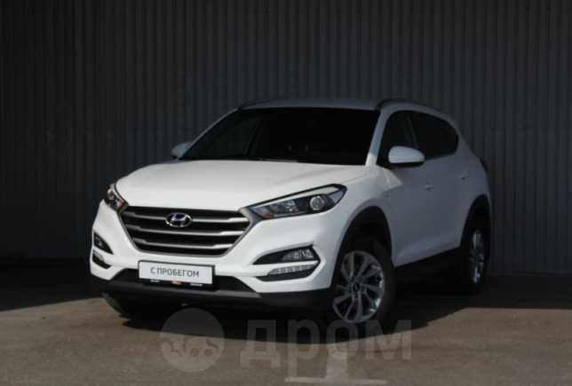 Hyundai Tucson, 2018 год, 1 349 000 руб.