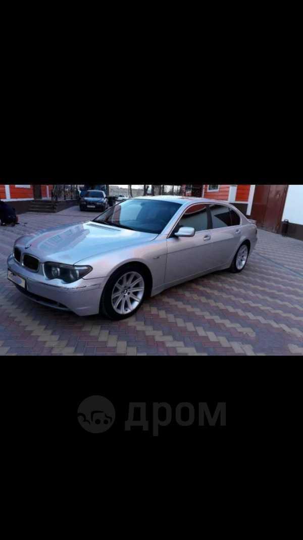 BMW 7-Series, 2002 год, 430 000 руб.