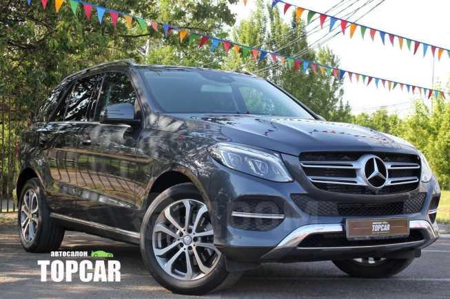 Mercedes-Benz GLE, 2015 год, 2 590 000 руб.