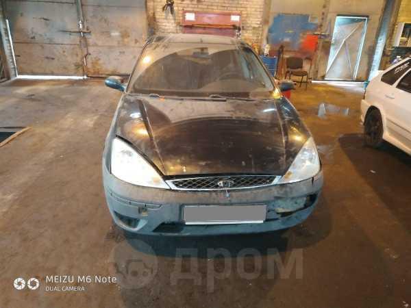 Ford Focus, 2004 год, 25 000 руб.
