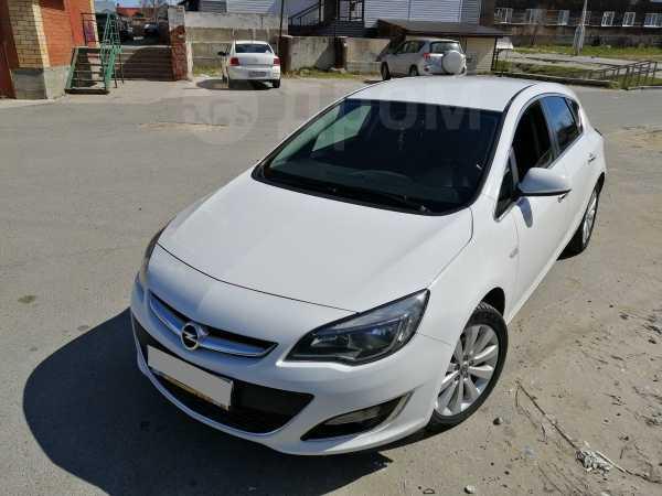 Opel Astra, 2013 год, 505 000 руб.