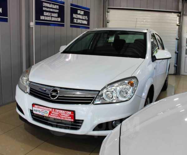 Opel Astra, 2011 год, 379 900 руб.